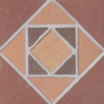 Мозаичная вставка квадрат