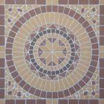 Мозаика круг