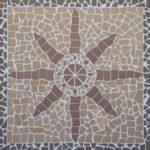 Мозаика звезда