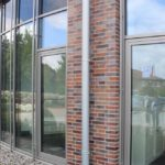 Плитка для фасада R560 carbona carmesi colori